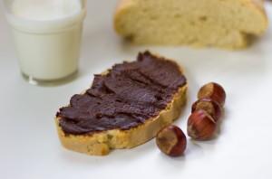 Pâte a tartiner chocolat noisette raw