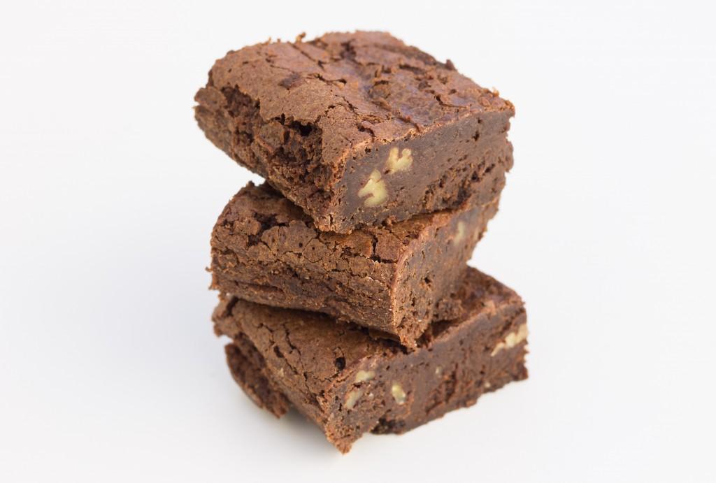Brownies au chocolat et noix de pecan