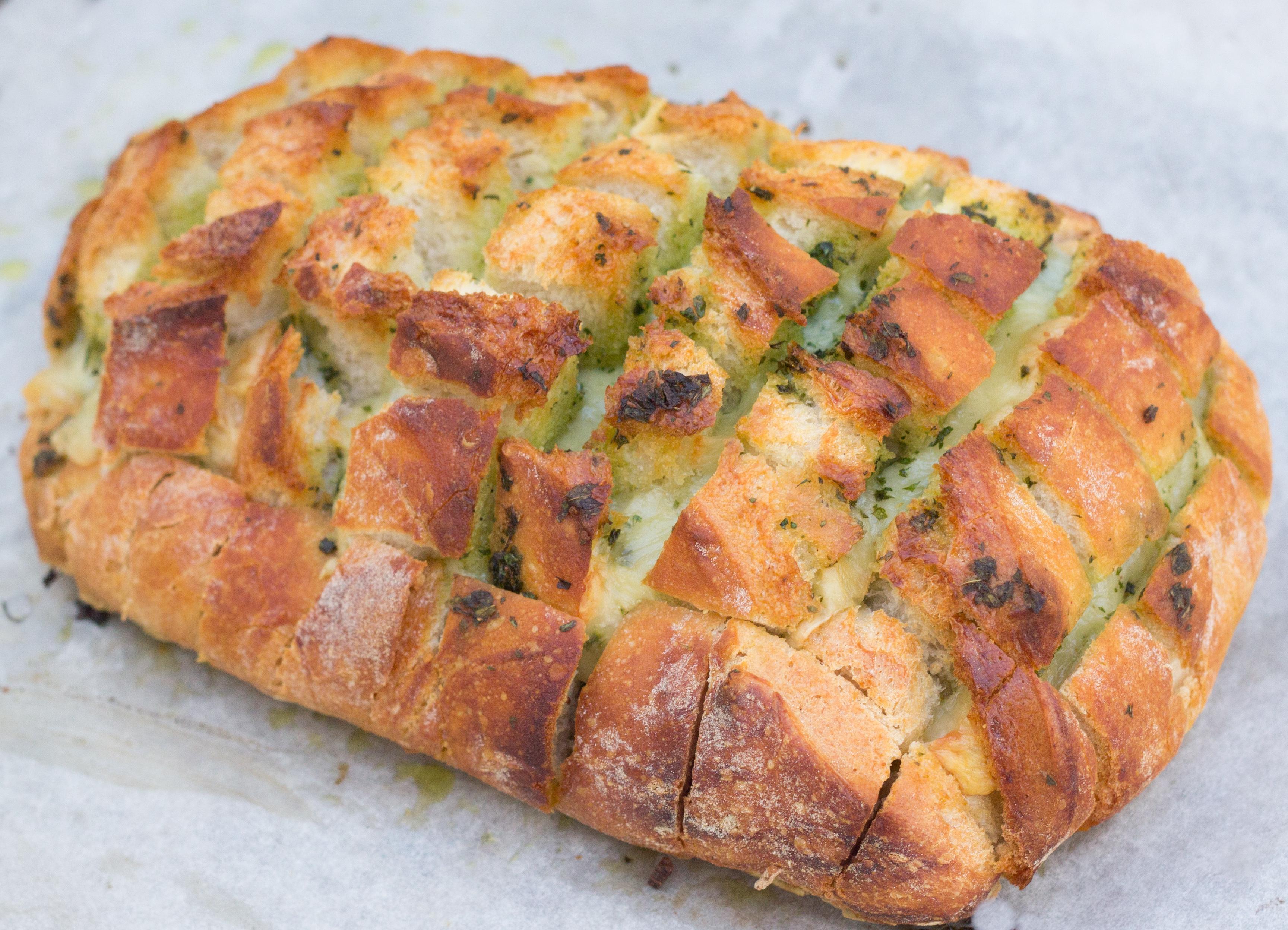 Pull-Apart Bread Recipes — Dishmaps