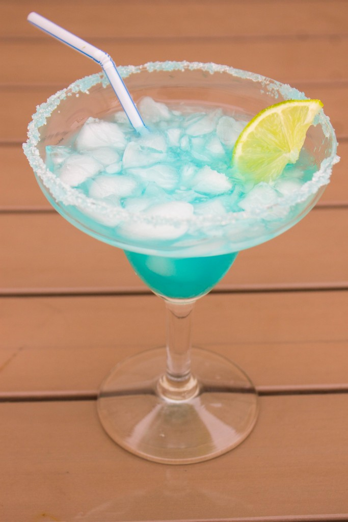 Blue margharita